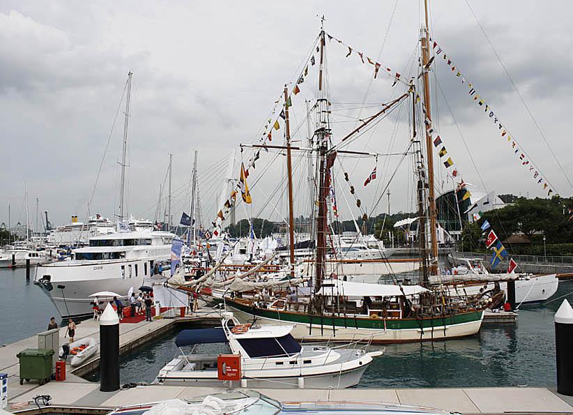BoatAsia Singapore 2010