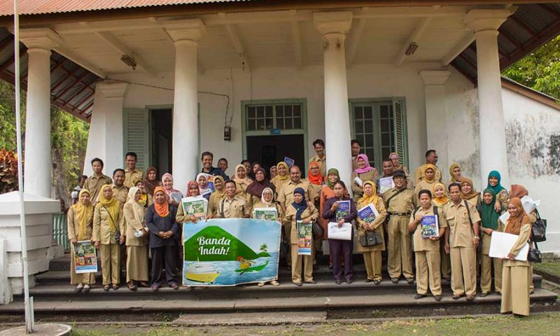 Workshop promoting environmental education