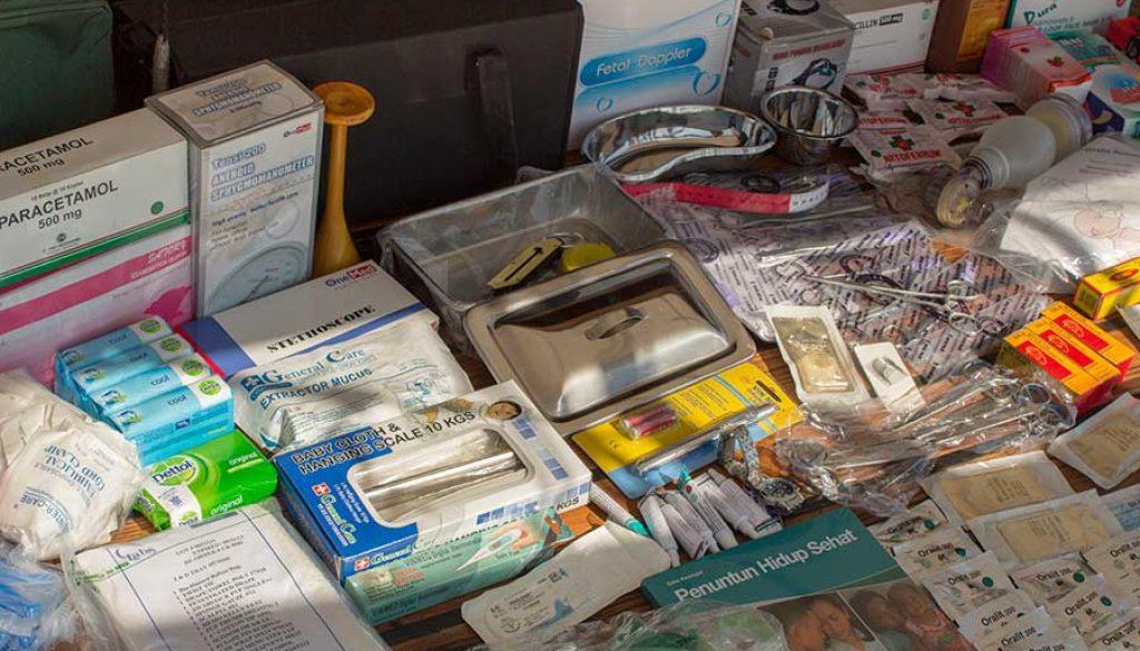 Midwife kit 2014