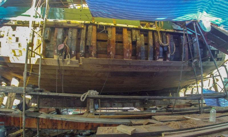 Historic Vessel Vega - Update 19 May 2019