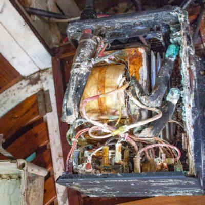 Historic Vessel Vega Haulout Disaster