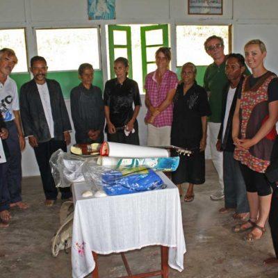 Humanitarian Mission Vega 2011