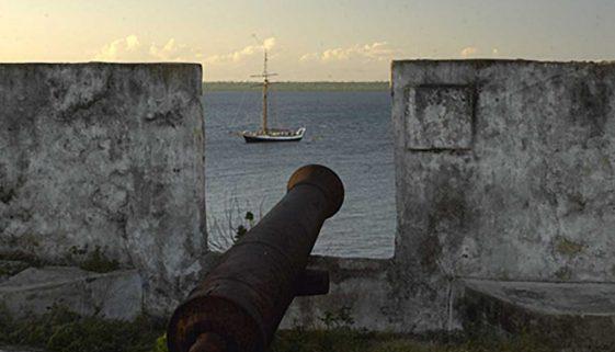Historic Vessel Vega, Ilha de Mozambique