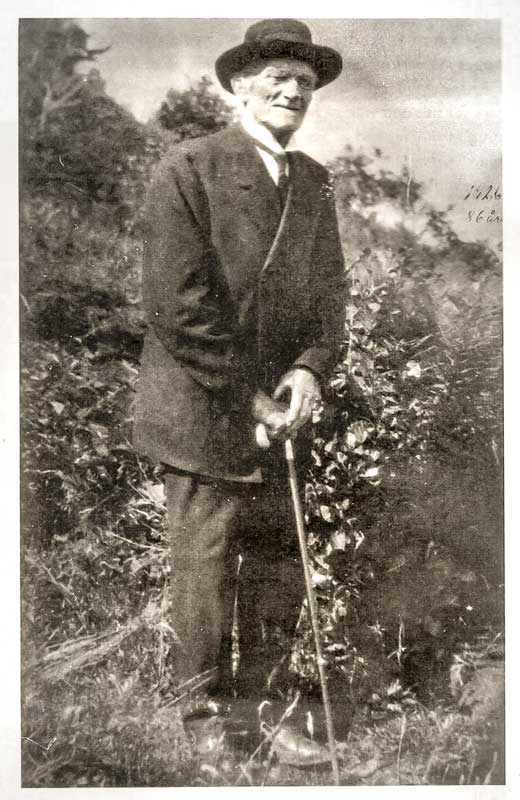 Ola H. Nerhus (1840 - 1931)
