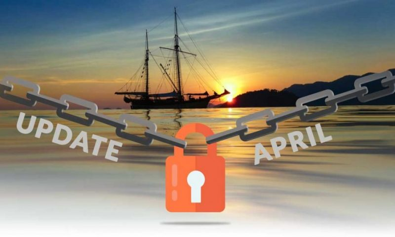 Historic Vessel Vega - Welcome to our April update.