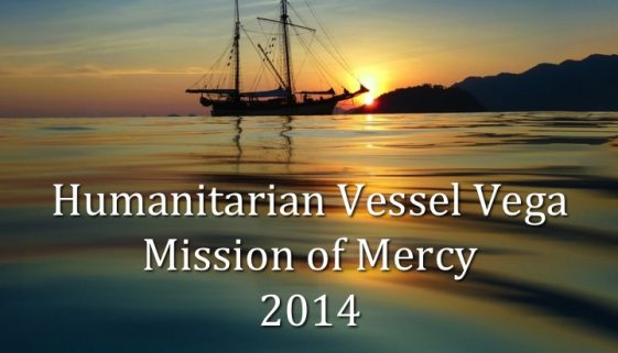 Humanitarian Vessel Vega - Mission of Mercy 2014