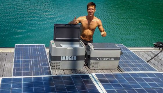 Solar-refrigation-Historic-Vessel-Vega