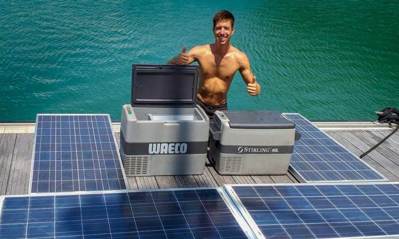 Solar-refrigation-Historic-Vessel-Vega